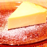 簡単♪ヨーグルトチーズケーキ