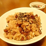 土鍋で簡単☆お赤飯