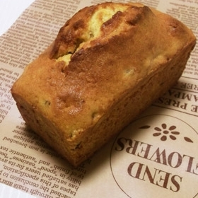 フルーツ入りのバターケーキ(ケック・オ・フリュイ)