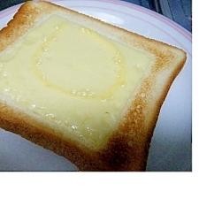 忙しい朝にぴったり!チーズトースト