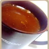 シナモンシュガーたっぷりコーヒー