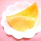 卵1/2個♪米粉&豆乳のクレープ生地