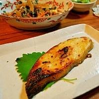 簡単なのに本格的!白身魚の西京焼き