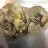 簡単・冷凍保存ok!海老の下味に!エビのオイル漬け