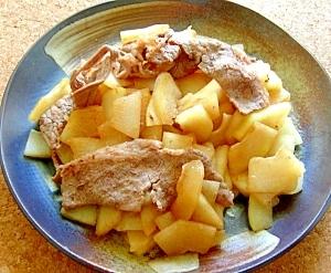 チャチャッと簡単★冬瓜の炒め物