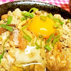柳川風豚丼