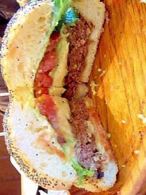本格的☆ハンバーガー