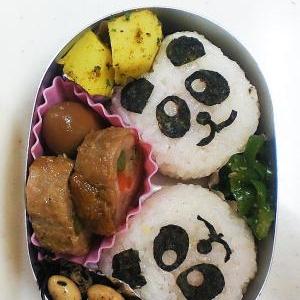 ☆祝☆パンダ公開/パンダを握る!