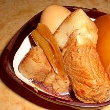 ホットプレート料理 じっくりことこと 本格豚の角煮