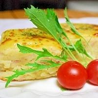 あるもの料理☆ポテトのチーズ焼き
