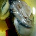 ピリ辛☆牡蠣のオリーブオイル漬け