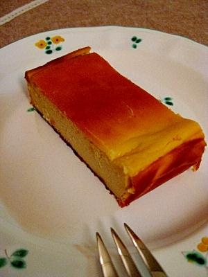 ヘルシー♪ベイクドヨーグルトチーズケーキ