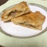 マッシュポテトとチーズのミートパイ
