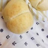 おかゆを練り込んだ!(^^)無発酵お米パン♪