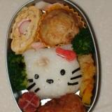 キティーちゃん弁当