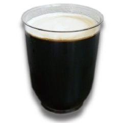 珈琲豆から作るコーヒーゼリー