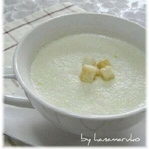 キャベツの冷製スープ