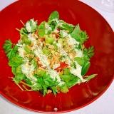 キウイのサラダ
