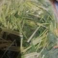 水菜の冷凍保存方法