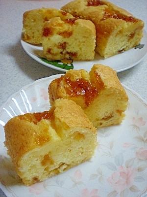 梅仕事♪自家製梅ジャム入りパウンドケーキ