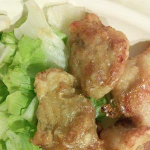 コンベクションオーブンでヘルシー鶏のから揚げ
