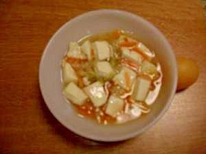 離乳食☆ 赤ちゃん用麻婆豆腐