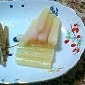 ふきのピクルス風&佃煮