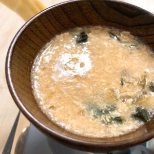 卵のトロトロスープ