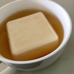 生姜の豆腐煮