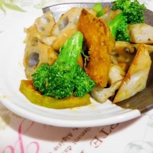 野菜の焼きづけ