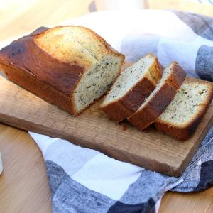 セラベイクで、紅茶のパウンドケーキ