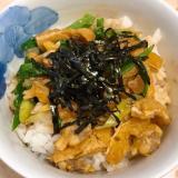 深川丼★あさりがたっぷり♪