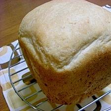 ふわっふわのライ麦食パン*HB*