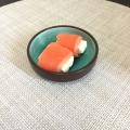 おつまみ☆クリームチーズのスモークサーモン巻き