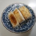 はんぺんの醤油バター焼き