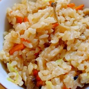 ♡モチモチで美味しい♡炊飯器で簡単中華おこわ♡