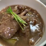雑穀米も入れて栄養満点☆我が家の超簡単スープ