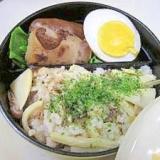 旬を炊き込んだ☆ 薄味の「タケノコご飯」