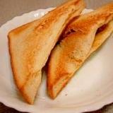 トースターでカレーパン