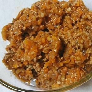 タコライスの味♡野菜たっぷりミートソース