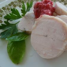鶏胸肉で超簡単 鶏ハム ポリ袋で調理!