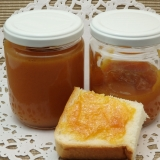 簡単な甘柿ジャムの作り方