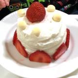 食パンで❤赤ちゃん用ケーキ