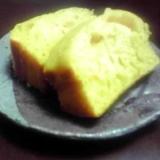 無水鍋でかぼちゃのパウンドケーキ♪HMで簡単に。