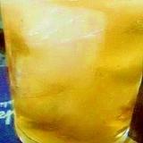 ウイスキーレモンティー