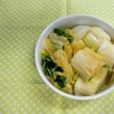 簡単☆白菜の漬物