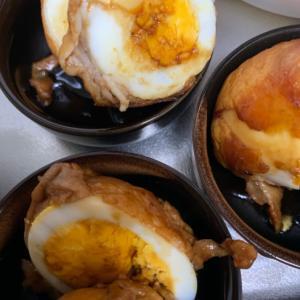 節約‼︎美味しい子供も大好き♡ゆで卵の豚肉巻き〜♪