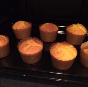 HMでカップケーキ