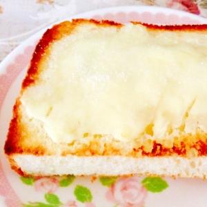 檸檬風味♡クリームチーズトースト