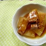 ゆで豚と冬瓜の煮物